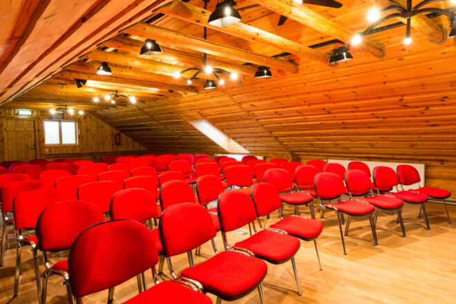 Aidmaja seminarisaal